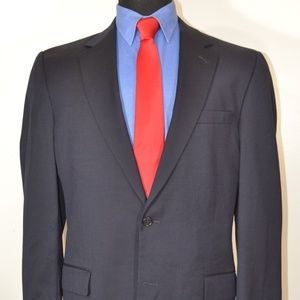 Jos A Bank 41L Sport Coat Blazer Suit Jacket